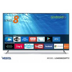 """Televizor LED 40 """" Vesta LD40D862S, Black"""