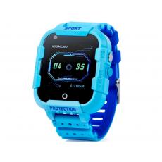 Детские смарт-часы Wonlex 4G-T12, Blue