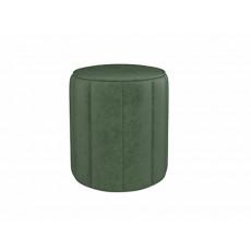 Puf Нижегородмебель Вояж Арт. ТП 163, Замша Легион грин (хвойный зеленый)