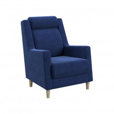 Scaun lounge Нижегородмебель Дилан Арт . ТК 274, Лаунж 22 (темно синий)