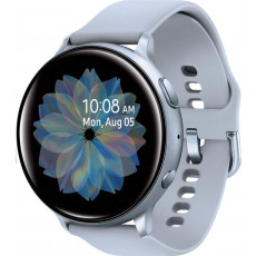 Ceas inteligent Samsung Galaxy Watch Active2 44mm (GPS), Aluminium Silver