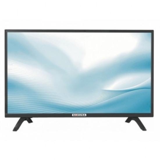"""Televizor LED 39 """" Sakura 39LE18 SM, Black"""