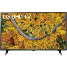 """Телевизор LED 43 """" LG 43UP76006LC, Black"""
