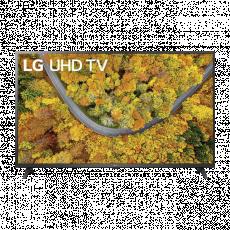 """Телевизор LED 65 """" LG 65UP75006LF, Black"""