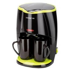 Cafetieră Polaris PCM0210, Black/Yellow