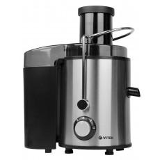 Storcator VITEK VT-3652, Black/Silver