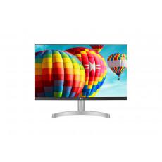 "Monitor 23,8 "" LG 24MK600M-W, White (IPS, 1920x1080, 5 ms, 75 Hz)"