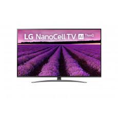 "Televizor NanoCell 55 "" LG 55SM8200PLA, Titanium"