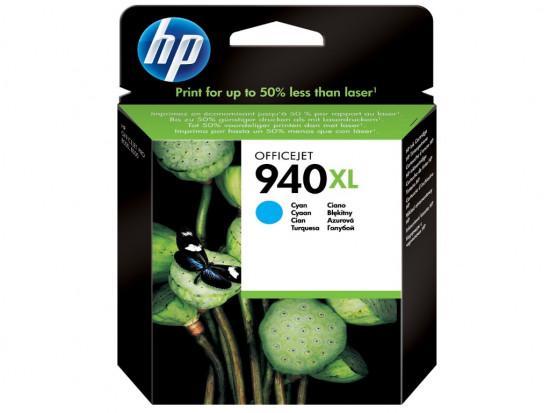 Картридж HP C4907AE (№940XL) Cyan Original