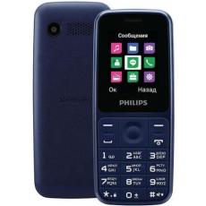 Telefon mobil Philips Xenium E125, Blue