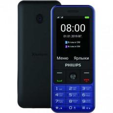 Telefon mobil Philips Xenium E182, Blue