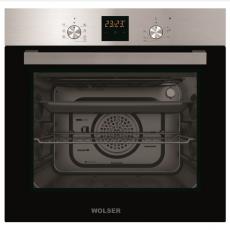 Cuptor electric încorporabil Wolser WL-TR08DIX, Inox