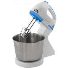 Mixer manual Esperanza EKM019W, White/Blue