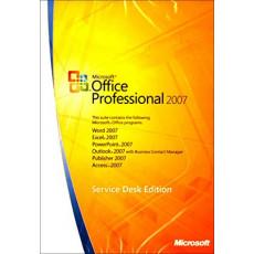 Office Pro 2007 Win32 English CD