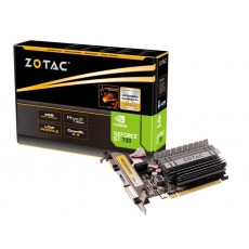Placă video GeForce GT 730 Zone Edition 4GB (4 GB/DDR3/64 bit)