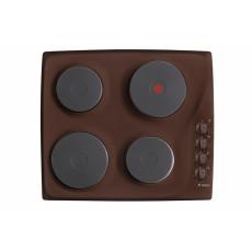 Plită încorporabilă Gefest СВН 3210 K17, Brown