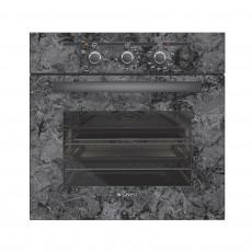Cuptor electric încorporabil Gefest ДГЭ 621-01 K53, Black/Marble