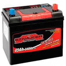 Baterie auto Snaider 45 Ah Plus Japan Cars