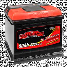 Baterie auto Snaider 50 Ah Plus (евро)