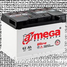 Baterie auto Amega 62Ah-A3(0) Ultra