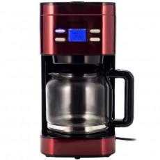 Cafetieră Daewoo DCM1000R, Red/black