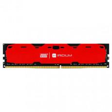 Memorie RAM 4 GB DDR4-2400 MHz GoodRam Iridium (IR-R2400D464L15S/4G)