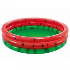 Piscină pentru copii Intex Watermelon 58448, 168Х38 cm, 581 L