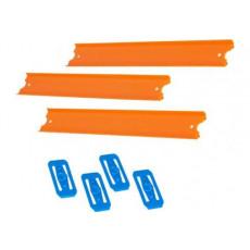 Mattel Hot Wheels CCX79 Setul contine elemente pentru asamblarea pistei si conectori  Hot Wheels