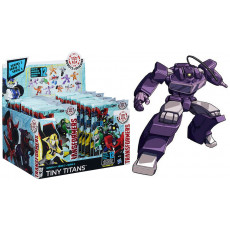 Hasbro Transformers B0756 Figurine Transformers - Personaje Multiple in Punguta Surpriza, 4 cm