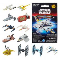 Hasbro Star Wars B3680 Punguta cu vehicul star wars