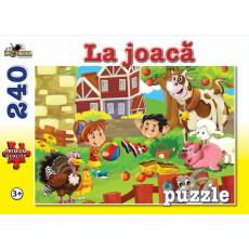 "Puzzle Noriel NOR4476 Puzzle240 piese ""La joaca"""
