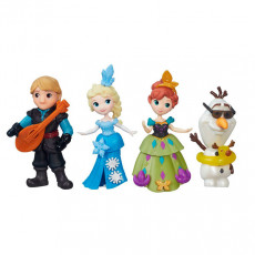 "Hasbro Disney Frozen C1096 ""Regatul de gheata, Mini figurine"""