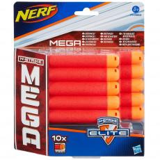 Hasbro Nerf A4368 Set 10 cărtușe pentru blasterele Nerf.