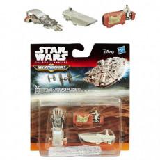 Hasbro B3500 Set 3 nave de jucarie Hasbro Star Wars