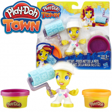 Hasbro B5960 Set plastilina Hasbro Play-Doh Town Figure