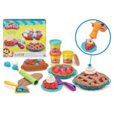 "Hasbro B3398 Set plastilina Hasbro - Play-Doh ""Placintele colorate"""