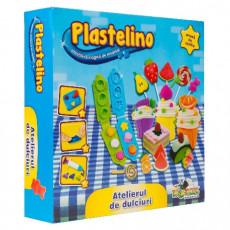 """Noriel NOR0354 Set de plastilina """"Atelierul de Dulciuri"""""""