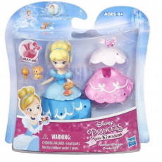 "Hasbro Disney Princess B5327 Papusa mini si accesorii de moda"""