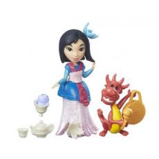 Hasbro Disney Princess B5331 Mini Papusi cu prieten