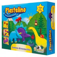 Noriel NOR0309 Plastelino - Lumea Dinozaurilor