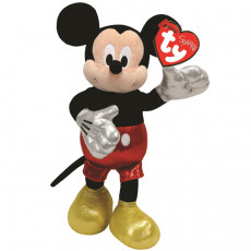 Ty TY41072 Disney Jucărie Mickey Mouse 20 cm, cu efecte sonore
