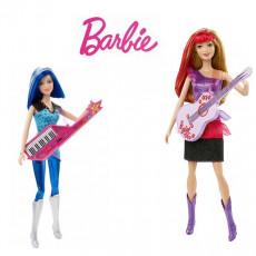 """Mattel CKB60 Papusa Barbie Rock Printesa """"Rockstar"""""""