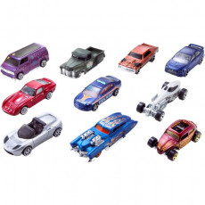"Mattel Hot Wheels 54886 ""Set 10 Masinute Hot Wheels"""