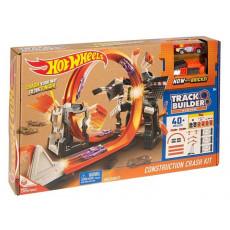 Mattel Hot Wheels DWW96 Pista Builder Crush