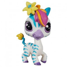 Hasbro B1763 Littlest Pet Shop Zebră