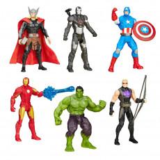 "Hasbro B6295 Figurina ""Avengers all Star"""