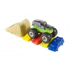 """Mattel Hot Wheels DJK61 Set de joaca """"Arena pentru trucuri seria Monster Jam"""""""