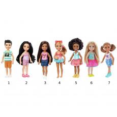 "Mattel Barbie DWJ33 Papusa Barbie seria ""Chelsea"""