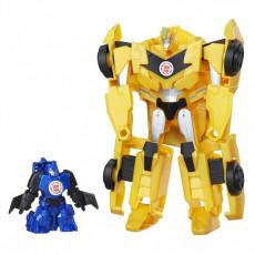 Hasbro Transformers C0653 Figurine  Transformers Combiner Force: Robot Optimus Prime si Strongarm