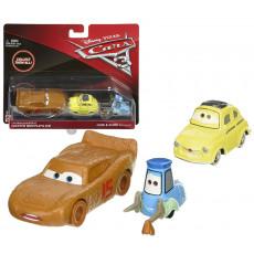 Mattel CARS DXV99 Set din 2 masini 1/55